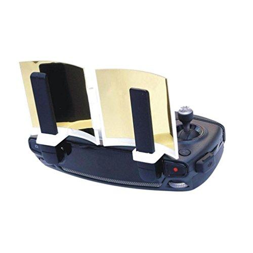 Antenne Verstärker Wifi Signal Booster Range Extender Für DJI SPARK Remote (Gold) Wifi-antenne Extender
