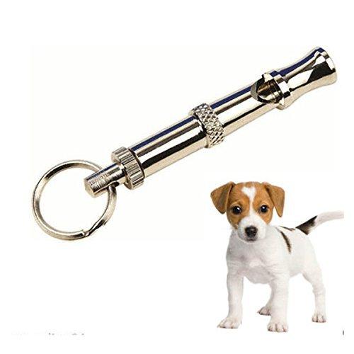 vinallo Pet Dog Training einstellbar Ultraschall Sound Whistle -