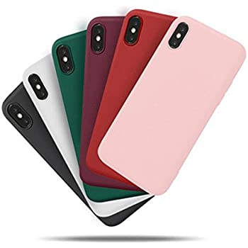 Coque iPhone 6s et 6 fantaisie maths Fantaisie Fun Plastique Anti choc (Noir)
