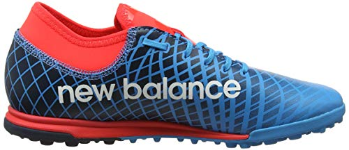 New Balance Unisex Kids  Tekela Magique Football Boots  Blue  Polaris Galaxy Flame Pg1   3  35 5 EU