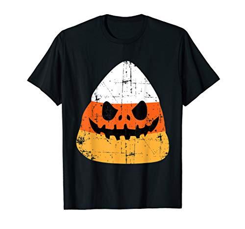 Last Minute Vogelscheuche Kostüm - Gruselige Halloween Candy Corn Kostüm Boys