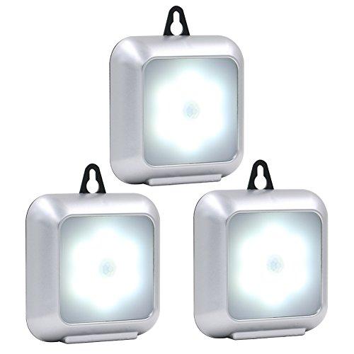 Bewegungsmelder-Leuchten Square Motion Sensor Lights Square Motion Sensor Lights