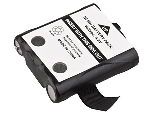 AVACOM-Batteria di Ricambio per 2vie radio/Motorola T80, TLKR-T5/T7, XTR 446, XTK 446(4,8V, 700mAh)