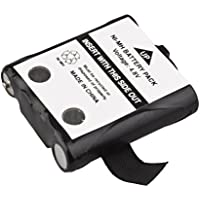 AVACOM TWMO-T5-M07 Níquel metal hidruro 700mAh 4.8V batería recargable - Batería/Pila recargable (700 mAh, 3,4 Wh, Níquel-metal hidruro (NiMH), 4,8 V, Negro, 1 pieza(s))