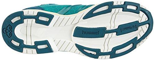 Hummel Hummel Trainstar, Chaussures indoor femme Bleu - Blau (Ocean Depths 8240)