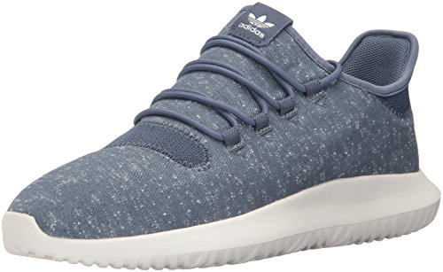 adidas Originals Men's Tubular Shadow Sneaker, Tech Ink/Tech Ink/Crystal White, 8 D(M) US