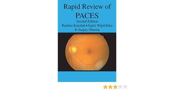 37fd12c21a9 Rapid Review of PACES  Second Ed.  Amazon.co.uk  Rashmi Kaushal ...