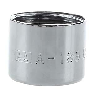 SODIAL(R) Filtre eau Passoire de Robinet tartre Accessoire Pour Cuisine Salle de Bain 20mm