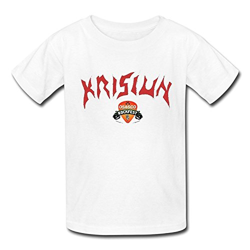 Goldfish Youth Fashion Blank Krisiun T-ShirtXLarge