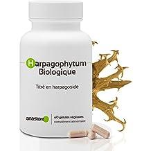 Harpagophytum BIO* 400 mg / 60 gélules * Contre l'arthrose et le rhumatisme* Fabriqué en France * 100% Naturel