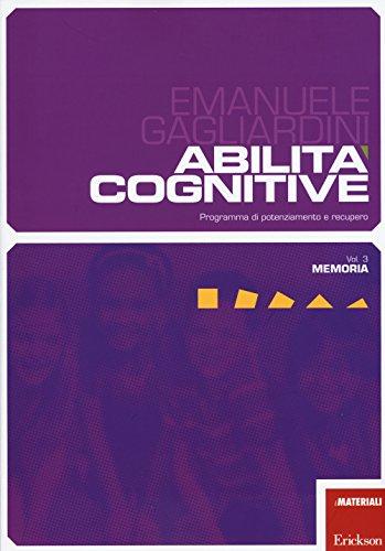 Abilit cognitive. Programma di potenziamento e recupero: 3