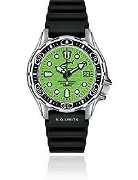 Chris Benz Deep 500m Automatik CB-500A-G-KBS Automatic Mens Watch Diving Watch