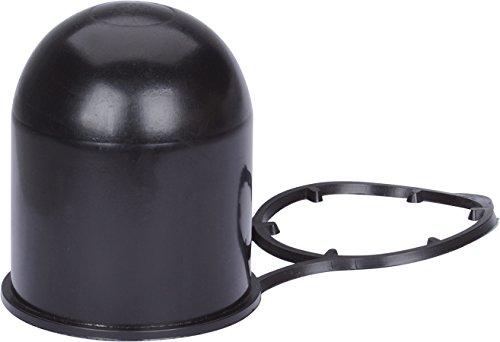 hr-imotion Abdeckkappe für die Anhängerkupplung inkl. Sicherungsring [Witterungsbeständig & Waschanlagensicher] - 12410501