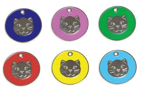 coloured-id-tag-with-cat-motif-for-cats-pink-idnick41