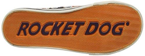 Rocket Dog - Jazzin Hawaii Dreams, Sneakers da donna Nero  (hawaii dreams)