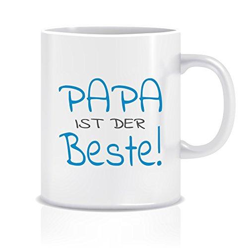 Tasse mit Box * Beste Mama * Bester Papa * Geschenk - Becher für alle Mamis, Muttis, Papas, Papis, Vatis, Verpackung:Weiße Box, Design:Design 1 - Mami-box