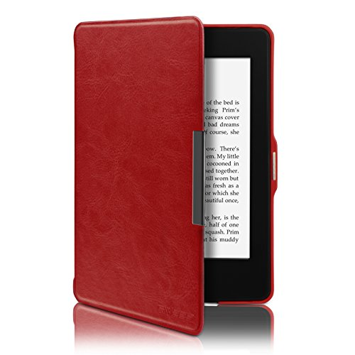 Kindle Paperwhite Hülle, Swees Ultra Slim Schutzhülle Smart Case für Amazon alle...