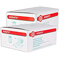 NOBA Nobafix Fixierbinden einzeln in Folie 20 Stück 4 m x 6 cm + 20 Stück 4 m x 8 cm SET preisvergleich bei billige-tabletten.eu