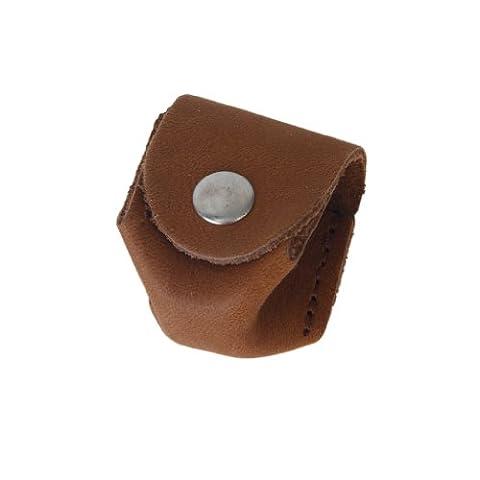 Souple Pochette de Bâton de Craie Sachet avec Couverture et Boucle pour Jeu Billard