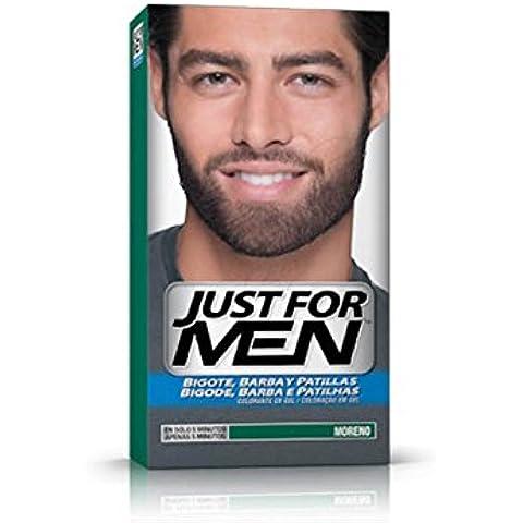 Just For Men Bigote Y Barba 100 Cc Moreno