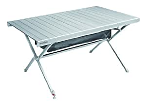 Brunner Table en aluminium Titanium 6 NG table pliante