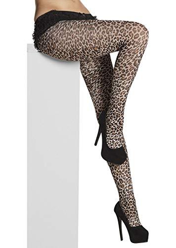 Boland 02242 - Medias de Leopardo, Talla única