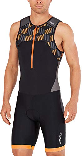 2x u Herren Active 2014 S Black/Retro Flame Orange