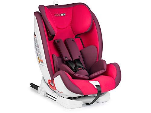 Kinderautositz Reno Ricokids rot ISOFIX-System Top-Tether-Anker Autositz