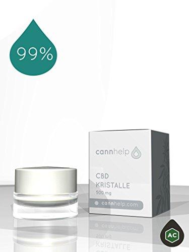 #kristallines CBD 99%#