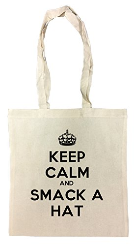 keep-calm-and-smack-a-hat-sac-a-provisions-en-coton-reutilisable-cotton-shopping-bag-reusable