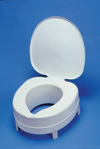 """Toilettensitzerhöher Toilettensitzerhöhung """"Standard"""", ca. 13 cm, ohne Deckel"""