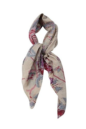 Men\'s Cotton Face Scarf ( Size- 100 X 100 Cm)