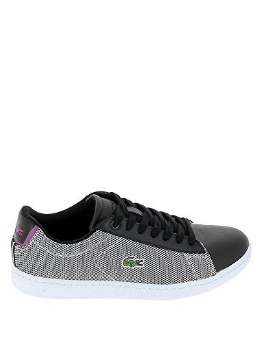 Lacoste Women's Carnaby Evo Women's Black Sneakers Black