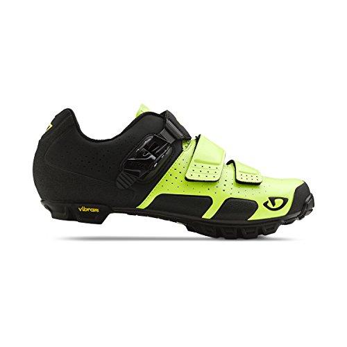 Giro Code VR70, Scarpe da ciclismo uomo highlight-yellow/black