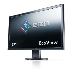 """EIZO EV2736WFS3-BK Ecran PC LED 25"""" 2560x1440 DVI 6ms"""