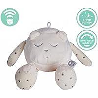 MyHummy (SZUMISIE) Snoozy White Noise Toy with Cry Sensor & Non Stop System (Ecru)