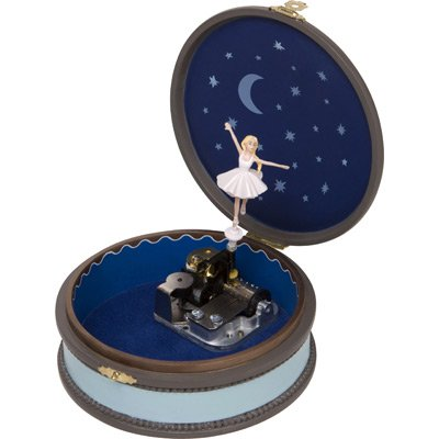 Schmuckkästchen Félicie, Ballerina