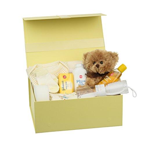Newborn Baby Gift Box Hamper – New Baby Clothes