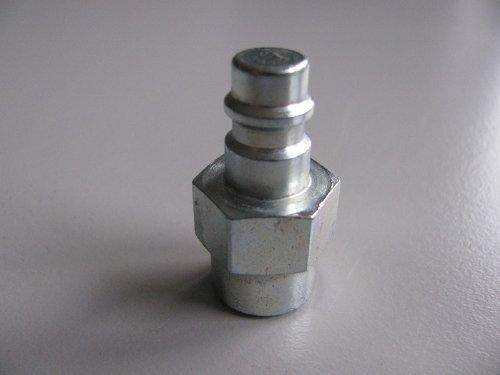 Adapter für Cut Control Größe M8 oder M10, Ablänghilfe, Motorsäge, Aufnahme, Bremnnholz (Adapter M 10) -
