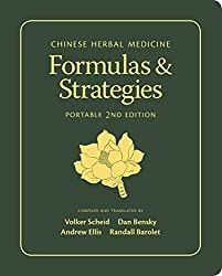 Chinese Herbal Medicine: Formulas & Strategies (Portable 2nd Edition) by Volker Scheid (2015-12-15)