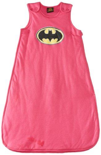 Batman - Saco de dormir para bebé, color rosa, talla m