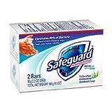 Safeguard antibacterial deodorant soap w...
