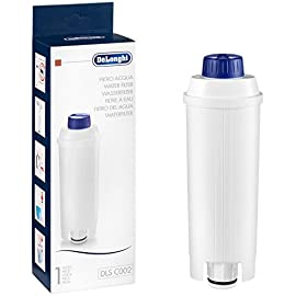DE'LONGHI WATER FILTER SOFTENER DLSC002 (Pack of 1)-White