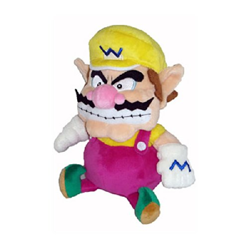 Peluche Super Mario Bros [Wario]