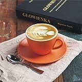 xiaoai Taza De Café De 200 Ml Y Juego De PlatillosTaza De Té De CerámicaCreativapara Regalo