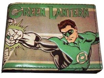 DC Comics Green Lantern Vintage Bifold portefeuille