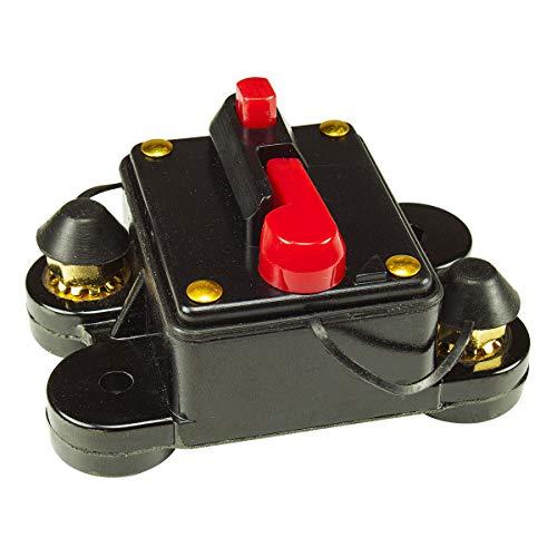 tomzz Audio 5800-075 Sicherungsautomat 200A, 12-24V spritzwassergeschützt