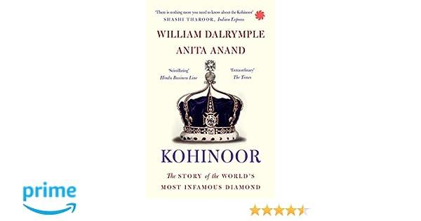 Koinor Eetbank Bottom.Buy Kohinoor The Story Of The World S Most Infamous Diamond Book