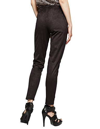 Comma Damen Skinny Legging 85.899.75.0153 Schwarz (black 9999)