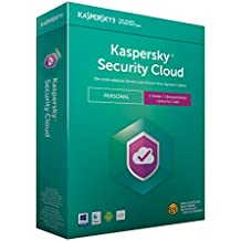 Kaspersky Security Cloud Personal Edition 5 Geräte (Code in a Box)